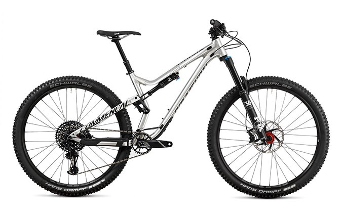 "META TRAIL 29"" ESSENTIAL FOX BRUSHED"